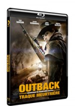 Jaquette Outback - Traque meurtri�re