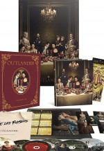 Jaquette Outlander - Saison 2 (Collector Blu-ray + Copie digitale)