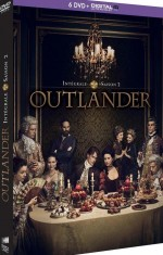 Jaquette Outlander - Saison 2 (DVD + Copie digitale)