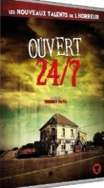Jaquette Ouvert 24/7 EPUISE/OUT OF PRINT