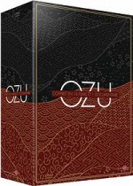 Jaquette Ozu - Coffret en 14 films et 1 documentaire (Édition Collector) EPUISE/OUT OF PRINT