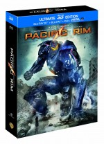 Jaquette Pacific Rim (Ultimate Edition - Blu-ray 3D + Blu-ray + DVD + Copie digitale)