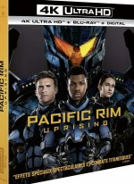 Jaquette Pacific Rim : Uprising [4K Ultra HD + Blu-ray + Digital]