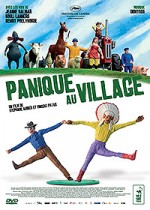 Jaquette Panique au village