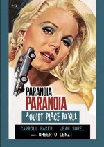 Jaquette Paranoia - Cover C (DVD+Blu-ray)