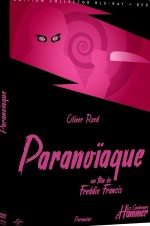 Jaquette Paranoïaque ! [Édition Collector Blu-ray + DVD]