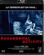 Jaquette Paranormal Activity