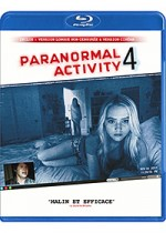 Jaquette Paranormal Activity 4 (Version longue non censurée)