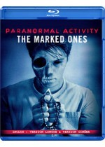 Jaquette Paranormal Activity: The Marked Ones (Version longue non censurée)