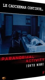 Jaquette Paranormal Activity - Tokyo Night