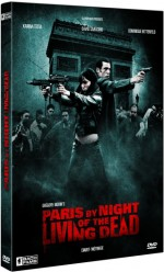 Jaquette Paris By Night of the Living Dead