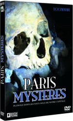 Jaquette Paris Myst�res