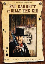Jaquette Pat Garrett et Billy The Kid (Coffret 2 DVD)