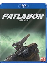 Jaquette Patlabor 1 : The Movie