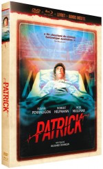 Jaquette Patrick (Blu-Ray+DVD)
