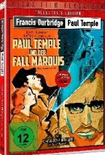 Jaquette Paul Temple Und Der Fall Marquis