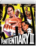 Jaquette Penitentiary II (DVD / Blu-Ray Combo All Region)