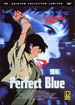 Jaquette Perfect Blue (édition collector)