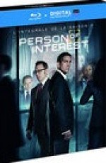 Jaquette Person of Interest - Saison 2