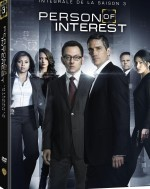 Jaquette Person of Interest - Saison 3