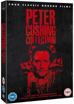 Jaquette Peter Cushing Collection