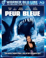Jaquette Peur bleue EPUISE/OUT OF PRINT