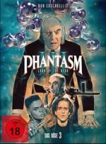 Jaquette Phantasm 3 (Blu-Ray+2DVD) - Cover A