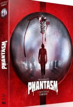 Jaquette Phantasm L'integrale Cult édition Blu Ray Collector [Edition Collector]