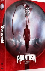 Jaquette Phantasm L'integrale Cult édition DVD Collector [Edition Collector]
