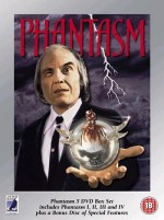 Jaquette Phantasm Sphere Digipack