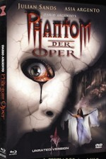 Jaquette Phantom der Oper - Cover A - (DVD+Blu-Ray)