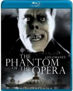 Jaquette Phantom of the Opera