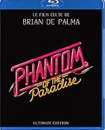Jaquette Phantom of the Paradise