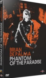 Jaquette Phantom of the Paradise (DVD)