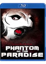 Jaquette Phantom of the Paradise (Ultimate Edition)