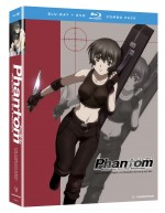 Jaquette Phantom: Requiem For the Phantom (Combo Bluray/DVD)