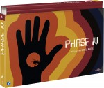 Jaquette Phase IV [Édition Coffret Ultra Collector-Blu-Ray + DVD + Livre]