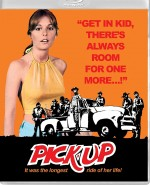 Jaquette Pick-Up (DVD / Blu-Ray Combo)