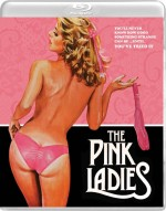 Jaquette Pink Ladies (DVD + Blu-Ray)