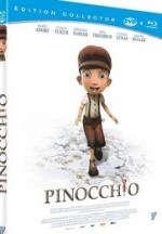 Jaquette Pinocchio (Combo Collector Blu-ray + DVD)