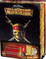 Jaquette Pirates des Cara�bes - La trilogie (�dition Collector)