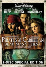 Jaquette Pirates of the Caribbean - Dead Man's Chest 2 discs Special Edition