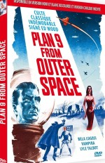 Jaquette Plan 9 from Outer Space