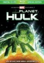 Jaquette Planet Hulk (2 discs Special Edition)
