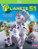 Jaquette Planète 51 (édition Blu-ray + DVD + Copie digitale)