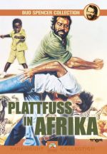 Jaquette PLATTFUß IN AFRIKA - BUD SPENCER COLLECTION