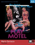 Jaquette Play Motel