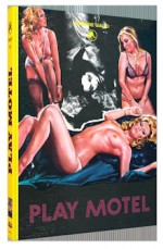 Jaquette Play Motel (Blu-ray + 2 DVD) - Cover A EPUISE/OUT OF PRINT