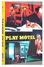 Jaquette Play Motel (Blu-ray + 2 DVD) - Cover B EPUISE/OUT OF PRINT