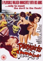 Jaquette Playgirls and the Vampire